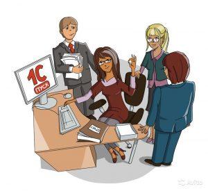 Исследование данных о сотрудниках, полученных в ходе анкетирования