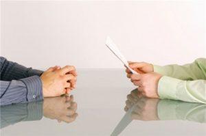 Особенности проведения собеседования на должность торгового представителя