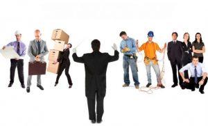 Система управления кадрами в компании